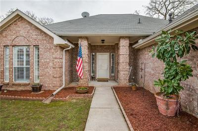 Corinth TX Single Family Home Active Option Contract: $225,000