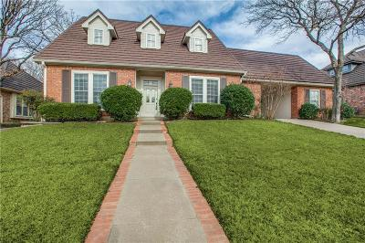 Arlington Single Family Home For Sale: 4905 High Creek Drive