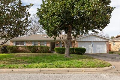 North Richland Hills Single Family Home For Sale: 5321 Topper Drive