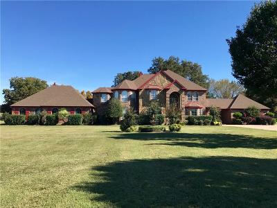 Seagoville Single Family Home Active Option Contract: 2400 Cloverhill Road