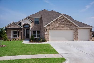 Denton Single Family Home For Sale: 7809 Echo Hill Lane