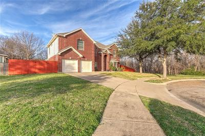 Mansfield TX Single Family Home For Sale: $350,000