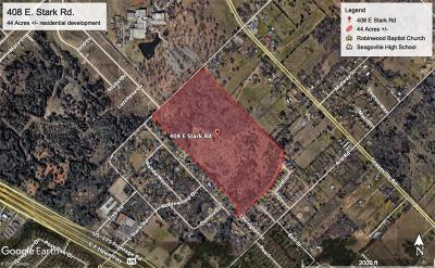 Seagoville Residential Lots & Land For Sale: 408 E Stark Road