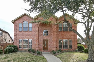 Flower Mound Single Family Home For Sale: 2813 Meadow Glen Drive