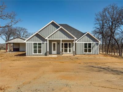 Wise County Single Family Home For Sale: 805 County Rd 2535
