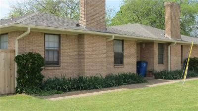Dallas Single Family Home For Sale: 10023 Olmos Drive