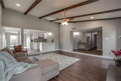 Carrollton Single Family Home For Sale: 1906 White Rose Lane