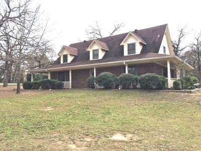 Freestone County Single Family Home For Sale: 260 Winding Way