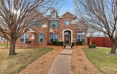 Allen Single Family Home For Sale: 1015 Muir Woods Drive