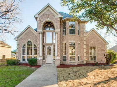 Rowlett Single Family Home For Sale: 2306 Rosser Court