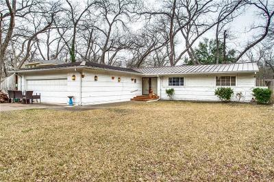 Dallas Single Family Home For Sale: 8231 Barbaree Boulevard