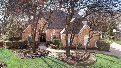 Southlake Single Family Home For Sale: 800 Shadow Glen Drive