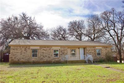 Corinth TX Single Family Home For Sale: $189,900