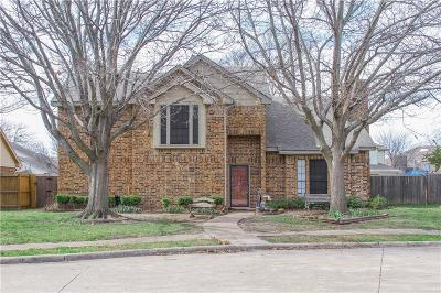 Rowlett Single Family Home For Sale: 2813 Rice Drive