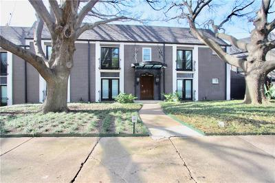 Dallas Residential Lease For Lease: 10109 Regal Park Lane #216