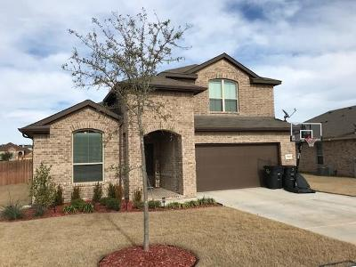 Cleburne Single Family Home For Sale: 1726 Cross Creek Lane