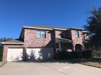 Weatherford Single Family Home For Sale: 622 Sage Brush Drive