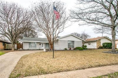 Richardson Single Family Home For Sale: 504 Lexington Lane
