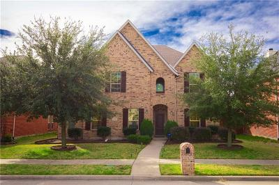 Frisco Single Family Home For Sale: 13849 Hot Springs Lane