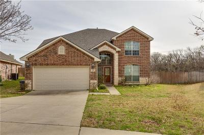 Euless Single Family Home For Sale: 505 Wade Court