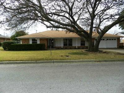 Fort Worth Single Family Home For Sale: 3529 Wharton Drive