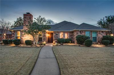 Allen Single Family Home Active Option Contract: 901 Meadow Creek Drive