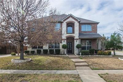 Collin County Single Family Home For Sale: 1613 Buckthorne Drive