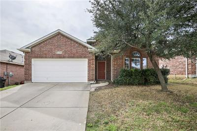 Fort Worth Single Family Home For Sale: 2124 Carlotta Drive