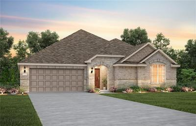 McKinney TX Single Family Home For Sale: $321,810