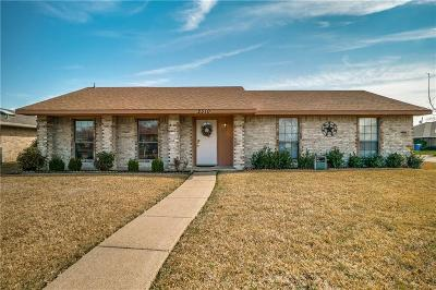 Rowlett Single Family Home For Sale: 2510 College Park Drive