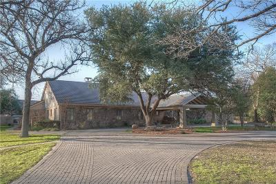 Benbrook Single Family Home For Sale: 4812 Williams Road
