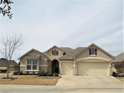 Denton Single Family Home For Sale: 8900 Freeport Drive