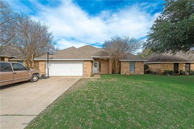 Desoto Single Family Home Active Option Contract: 1320 Mallard Drive