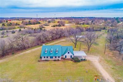 Burleson Single Family Home For Sale: 8024 County Road 802