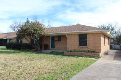 Dallas Residential Lease For Lease: 318 N Brighton Avenue
