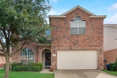 Forney TX Single Family Home For Sale: $239,995