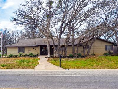 Brownwood Single Family Home For Sale: 1705 14th Street