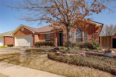 Fort Worth Single Family Home For Sale: 6921 Coldwater Canyon Road