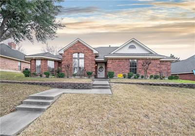 Desoto Single Family Home For Sale: 608 Dartbrook Drive