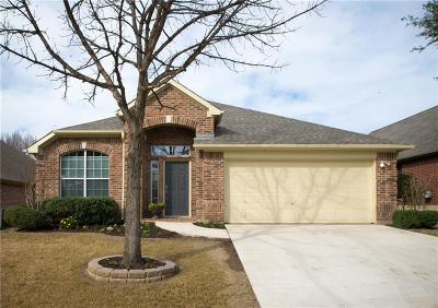Fort Worth Single Family Home For Sale: 10321 Grayhawk Lane