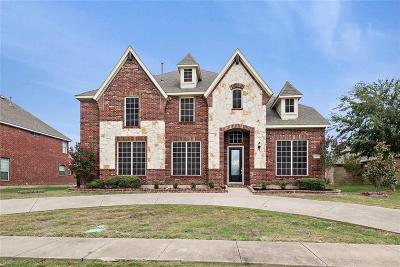 Garland Single Family Home For Sale: 1613 Skyline Drive