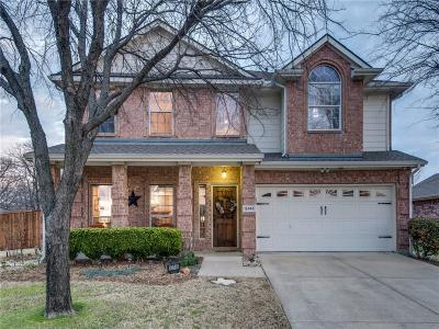 Frisco Single Family Home For Sale: 12148 Half Hitch Trail