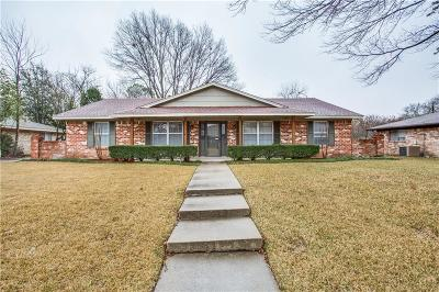 Denton Single Family Home For Sale: 1112 Woodmount Court