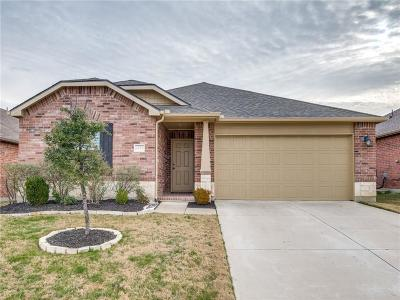Little Elm Single Family Home For Sale: 1453 Willoughby Way