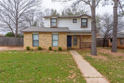 Corinth TX Single Family Home For Sale: $200,000
