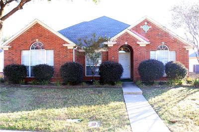 Lewisville Residential Lease For Lease: 1324 Pelham Lane