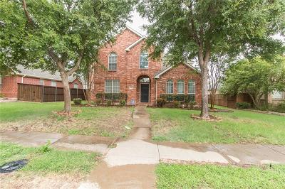 Frisco Single Family Home For Sale: 1675 Sagebrush Drive