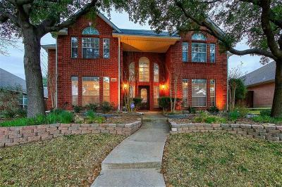 Carrollton Single Family Home For Sale: 3804 Maywood Drive