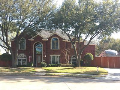 Plano Single Family Home For Sale: 4104 Forbes Drive