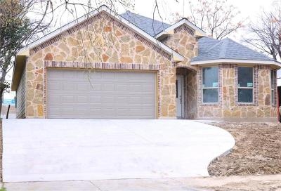 Fort Worth Single Family Home For Sale: 2518 S Jennings Avenue